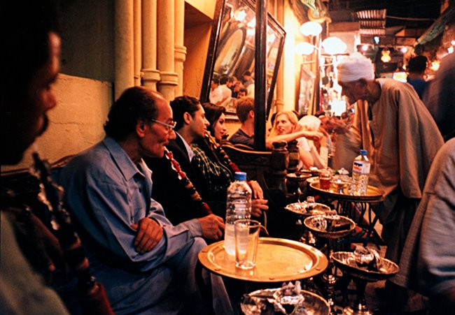 A Hebraist in Cairo (1997)